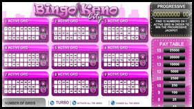 Bingo Keno