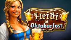 Heidi at Oktoberfest