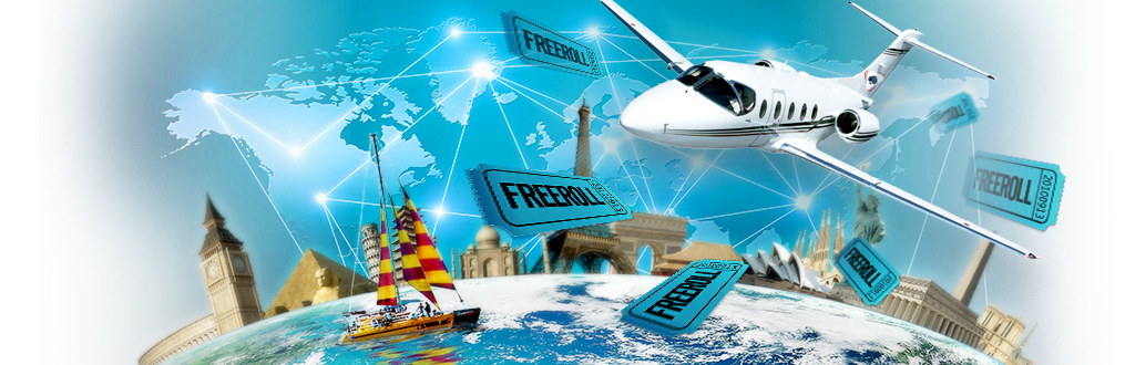 Promoção Freerolls Exclusivos