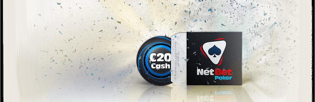 Promotion 20 € Cash GRATUITS
