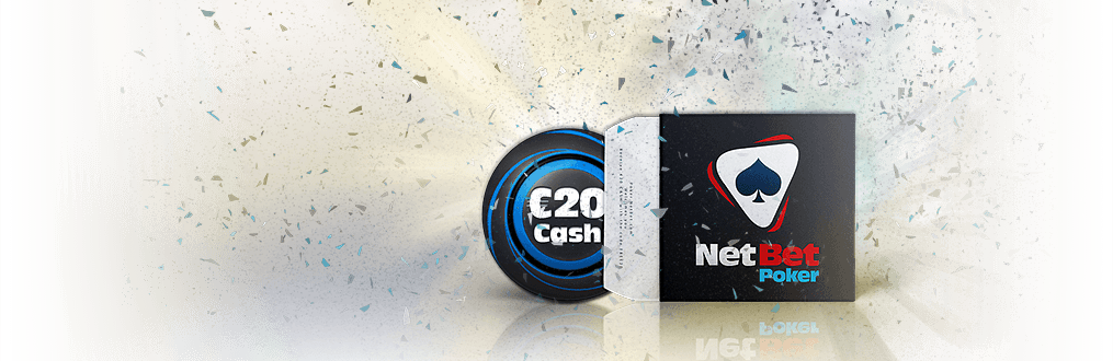 Promotion €20 Cash GRATIS