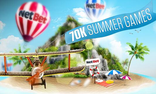 €70,000 Summer Games